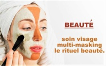 Le multi-masking, le soin du visage tendance au Japon