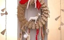 Décoration de Noël style écolo !