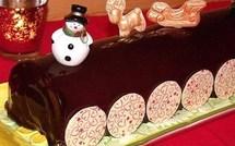Les Recettes des bûches de Noël au chocolat