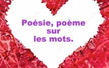 """Poème : """"Mots-dits"""""""