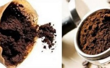 Les astuces naturelles du marc de café