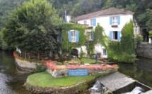 Balade à Brantôme en Dordogne !