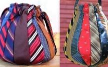 Faire un sac cravate, des modèles, un tuto