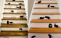 Des idées pour décorer son escalier