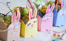 Tutoriel et DIY créations de Pâques
