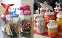 Idées recyclage jouets et figurines