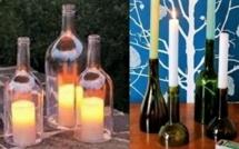 Tutoriel bricolage nafeuse 39 magazine - Comment couper une bouteille de verre ...
