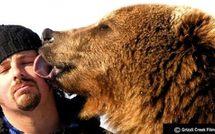 Love story entre un ours et un homme