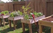Faire son jardin ou son potager en carrés, des modèles, des tutoriels