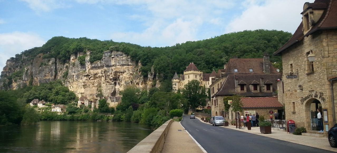 Chateau la roque gageac la roque gageac galerie for Chateau la roque